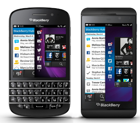 Unlock Blackberry Z10 Q10 Q5